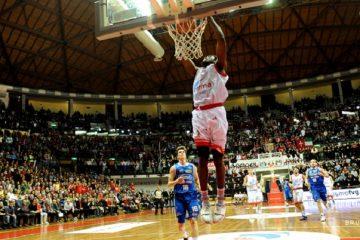 Foto BRUNI  28.02.16 Basket Serie A2  Est : ALMA Trieste- TREVISO